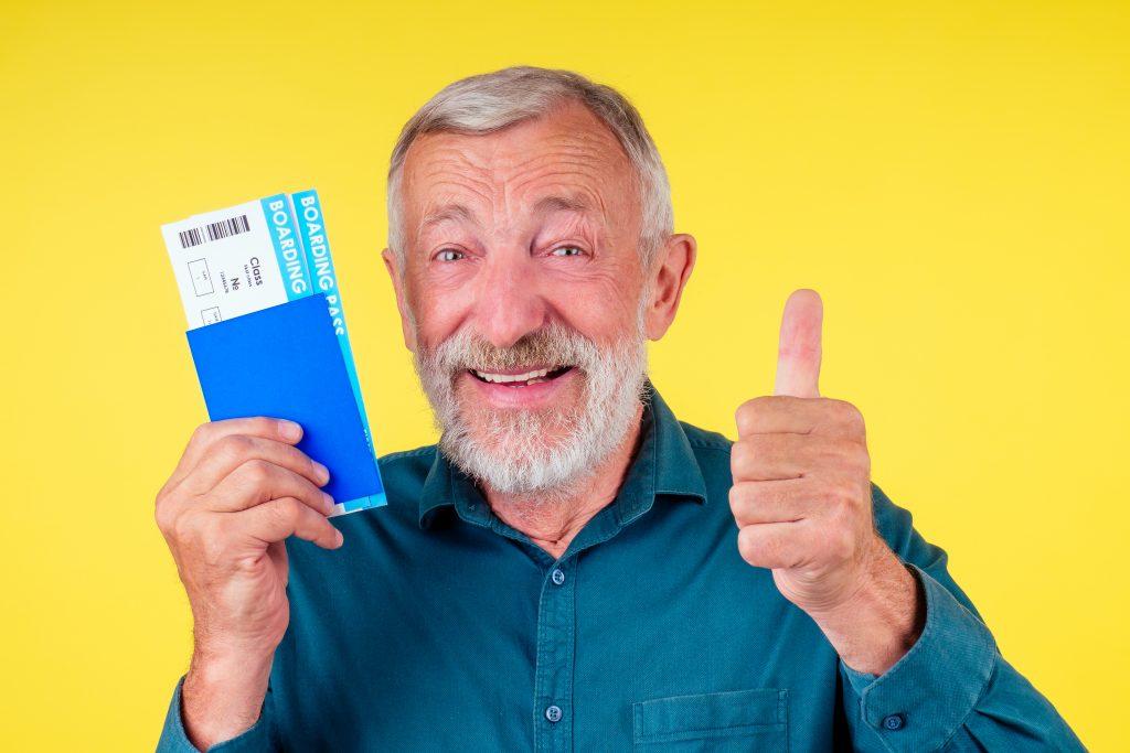 הוצאת ויזה למבוגרים מעל גיל 80
