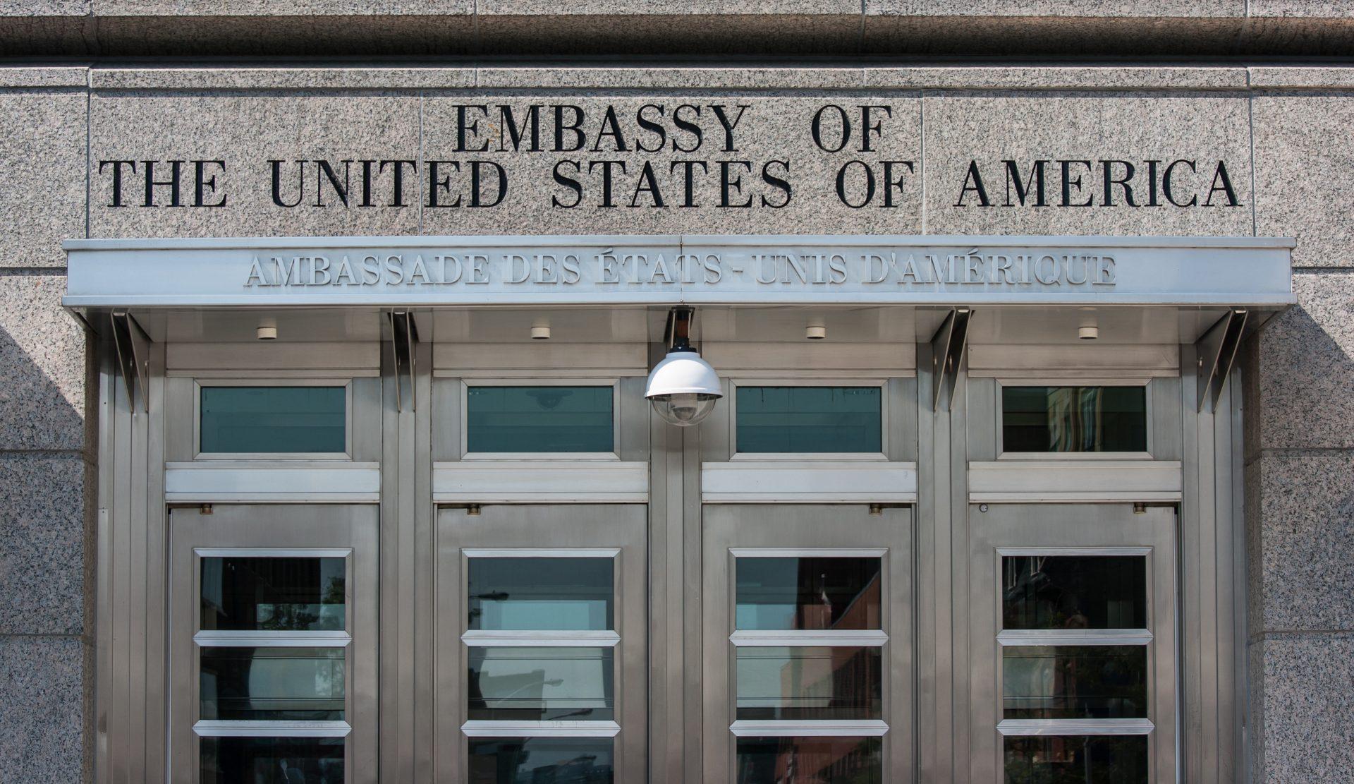 שגרירות ארה''ב ירושלים להוצאת ויזה